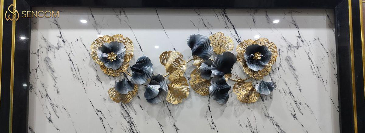 Tranh hoa sắt decor hiện nay đã trở thành xu thế trang trí, decor thay thế hoàn toàn cho những bức tranh vải, tranh sơn dầu, tranh gỗ. Tranh hoa sắt decor...