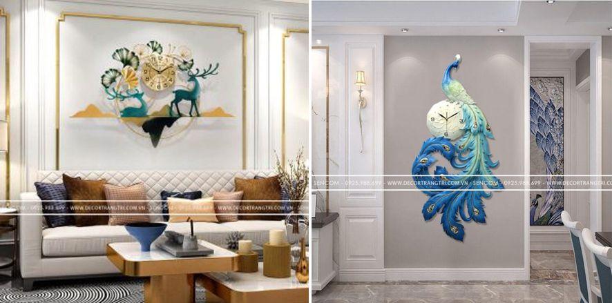 Sencom là địa chỉ mua đồng hồ treo tường decor trang trí nhập khẩu cao cấp, giá rẻ tại Hà Nội TpHCM. Đồng hồ treo tường decor mang tới vẻ đẹp hiện đại, sang...