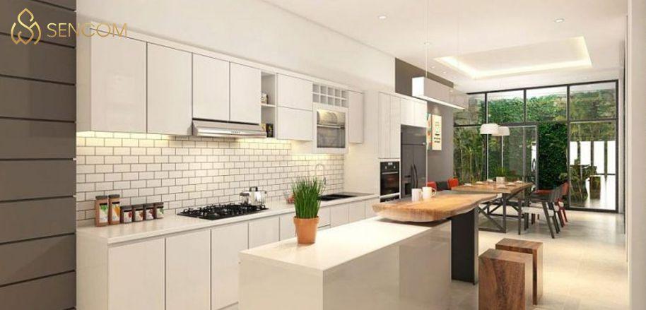 Thiết kế nội thất bếp đóng vai trò vô cùng quan trọng, không kém gì phòng khách hay phòng ngủ. Cùng Sencom tìm hiểu 10 lưu ý khi..