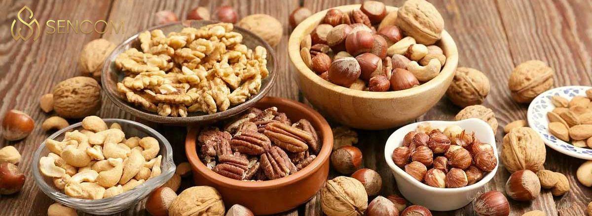Chắc hẳn các bạn gầy đang băn khoăn lựa chọn thực phẩm tăng cân nhanh, hiệu quả. Cùng Sencom tìm hiểu thêm về 20 thực phẩm tăng cân hiệu quả nhất qua bài...