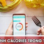 Tăng cân hay giảm cân đều cần kiểm soát calories từ thưc phẩm hằng ngày. Tham khảo ngay bảng tính calories trong thức ăn qua bài viết...