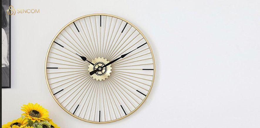 Nếu bạn muốn tìm kiếm mẫu đồng hồ treo tường sang trọng, thể hiện đẳng cấp và độc đáo thì cùng Sencom tham khảo ngay 25 mẫu đồng hồ treo tường sang trọng qua...