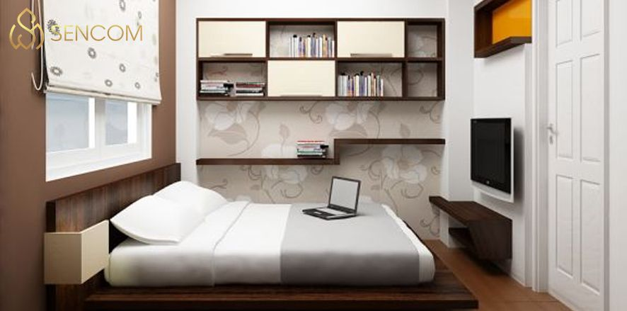 Nếu bạn đang băn khoăn trong việc thiết kế nội thất phòng ngủ thì hãy cùng Sencom điểm qua 30 mẫu thiết kế nội thất phòng ngủ ưa chuộng nhất...