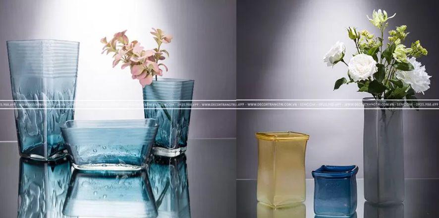 Nếu bạn đang phân vân lựa chọn mẫu bình hoa decor độc đáo cho căn nhà thêm phần sang trọng, thu hút thì hãy cùng Sencom điểm qua ngay...