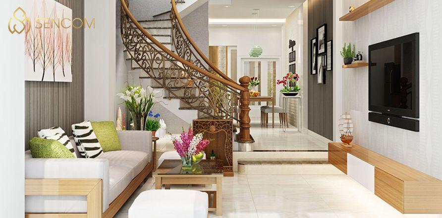 Nếu bạn đang băn khoăn trong việc thiết kế nội thất nhà ống 5m thì hãy cùng Sencom tìm hiểu ngay những lưu ý trong bài viết...
