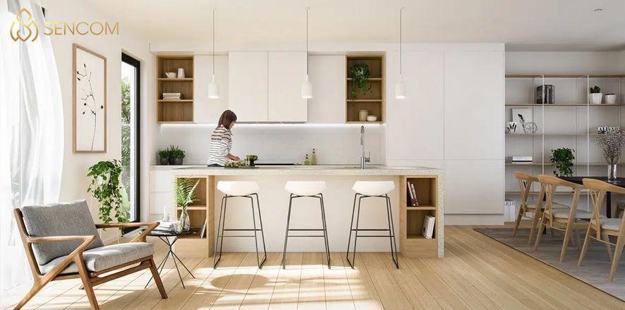 Bạn đang muốn tìm cách thiết kế nội thất chung cư đơn giản, hãy cùng Sencom tham khảo bài viết với 20 lưu ý thiết kế nội thất chung cư đơn giản ngay nhé...