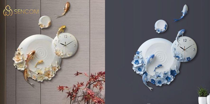 Nếu bạn đang phân vân tìm kiếm mẫu đồng hồ trang trí cao cấp, giá rẻ thì hãy cùng Sencom tham khảo ngay 20 mẫu đồng hồ trang trí qua bài viết...