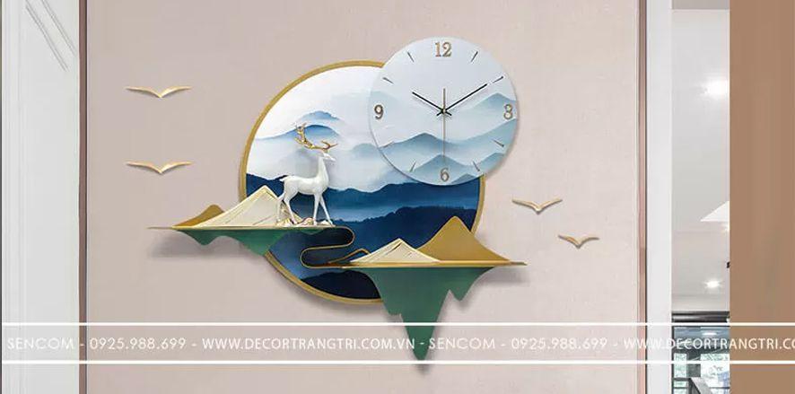 Nếu bạn băn khoăn trong việc lựa chọn mẫu đồng hồ treo tường đẹp nhất, ưa chuộng nhất thì hãy cùng Sencom tham khảo bài viết...