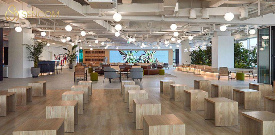 Nếu bạn đang băn khoăn trong việc tìm kiếm những mẫu thiết kế nội thất văn phòng làm việc hiện đại, khoa học thì hãy tham khảo bài viết cùng Sencom...