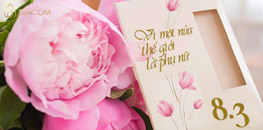 Nếu bạn đang băn khoăn tìm kiếm món quà tặng mẹ 8/3 ý nghĩa, tình cảm thì hãy cùng xem qua 25+ gợi ý từ Sencom ngay nhé...