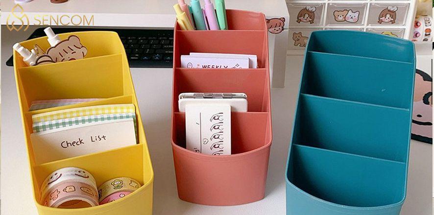 Nếu bạn đang tìm kiếm mẫu quà tặng để bàn làm việc thì hãy cùng Sencom điểm qua 20 mẫu quà tặng để bàn làm việc ý nghĩa...