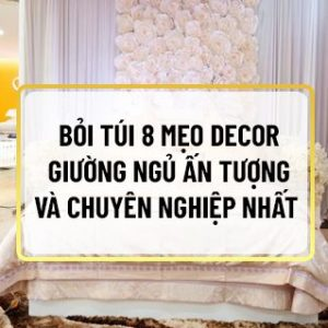 Nếu bạn đang có ý định làm mới lại phòng ngủ hì đừng nên bỏ qua chiếc giường ngủ thân yêu. Hãy cùng Sencom khám phá những mẹo decor giường ngủ ấn tượng và...