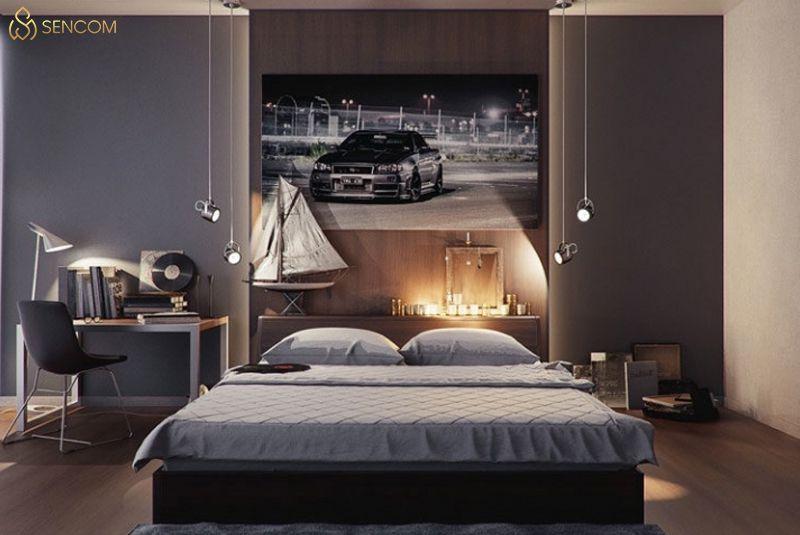 Bạn muốn trang trí phòng ngủ của mình trở nên đẹp mắt hơn nhưng khả năng tài chính không cho phép? Đừng lo lắng Sencom sẽ hướng dẫn cách decor phòng ngủ đơn...