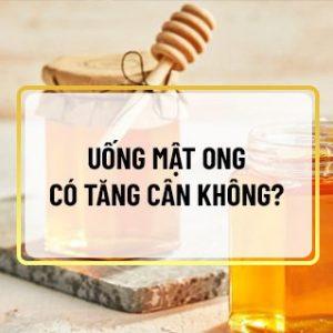 Uống mật ong có tăng cân không ? Uống mật ong tăng cân như thế nào? Tăng cân nhờ mật ong có thật sự hiệu quả? Bài viết dưới đây Sencom sẽ giải đáp thắc mắc...