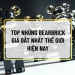 Nếu bạn đang tìm kiếm đâu là Bearbrick giá đắt nhất thế giới hiện nay thì hãy cùng Sencom tham khảo chi tiết bài viết ngay sau đây...