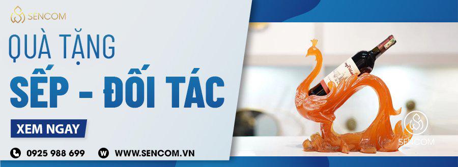 Sencom là showrom cung cấp quà tặng sếp nam nữ ý nghĩa, nhập khẩu cao cấp, giá rẻ tốt nhất tại Hà Nội TpHCM