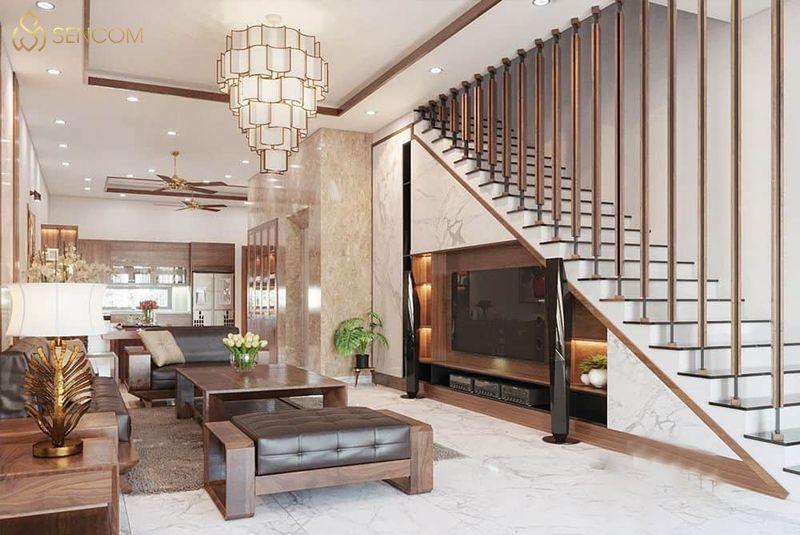 Để có được mẫu phòng khách nhà ống có cầu thang đẹp là điều không hề đơn giản. Nếu bạn muốn tìm thêm những gợi ý về mẫu cầu thang cho nhà ống đẹp ấn tượng...